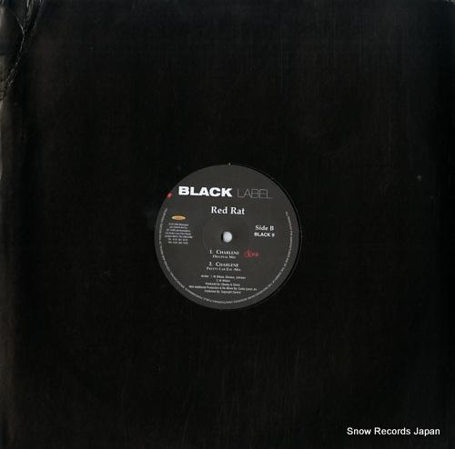 RED RAT charlene BLACK9 - back cover