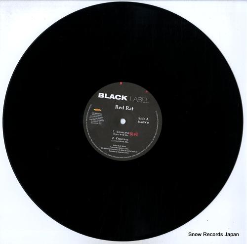 RED RAT charlene BLACK9 - disc