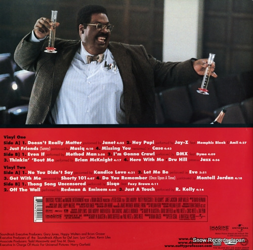 V/A nutty professor ii / the klumps 314542522-1 - back cover