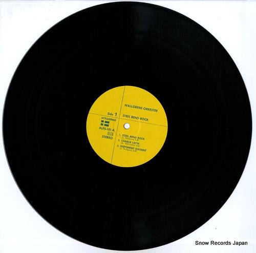 WALLGRENS ORKESTER steel bend rock ALPS-101 - disc