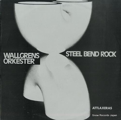 WALLGRENS ORKESTER steel bend rock ALPS-101 - front cover