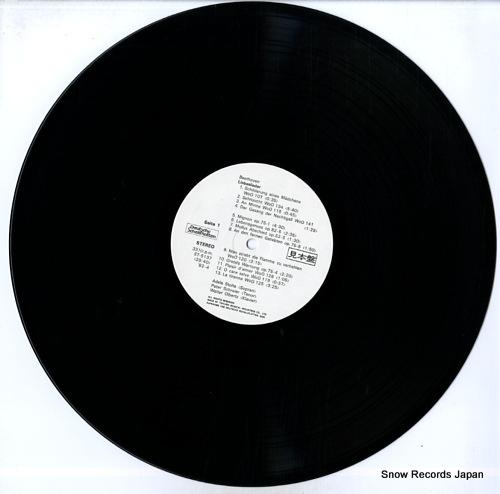 V/A beethoven; liebeslieder ET-5137 - disc