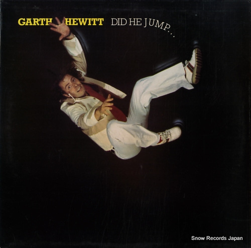 HEWITT, GARTH did he jump.....? WOOF1001 - front cover
