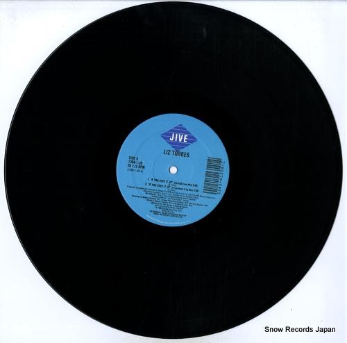 TORRES, LIZ if u keep it up 1354-1-JD - disc