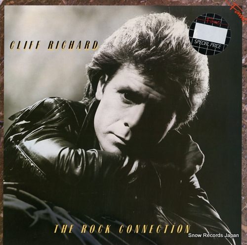 RICHARD, CLIFF the rock connection 1577211 - front cover