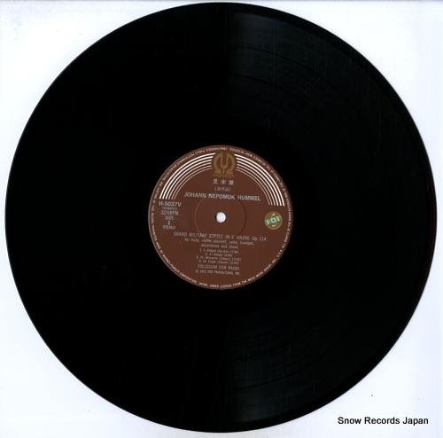 CON BASSO, COLLEGIUM hummel; grand military septet / fesca; septet no.a, op.26 H-5037V - disc