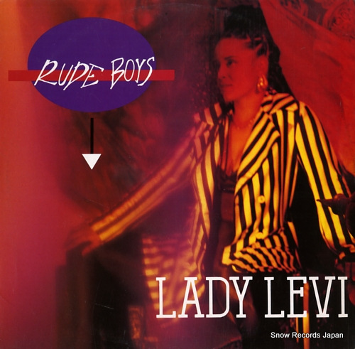 LEVI, LADY rude boys ZT44776 - front cover