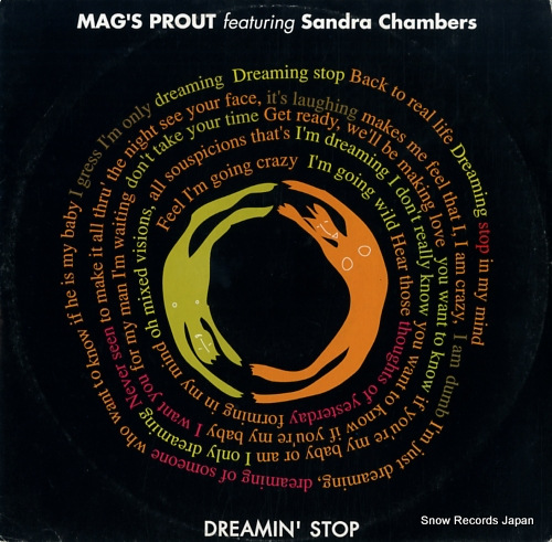 MAG'S PROUT dreamin' stop W2206 - front cover