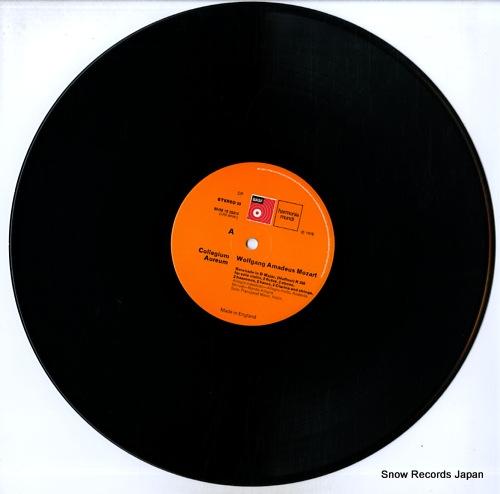 MAIER, FRANZJOSEF mozart; haffner serenade in d major k250 BHM19-29310 - disc