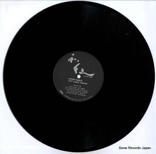NAKAI, KAZUKI chante charles aznavour KA-0001/WL30-1010 - disc