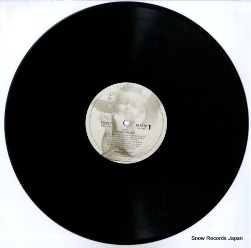 MALCUZYNSKI, WITOLD chopin; 14 piano waltzes AA.5030 - disc