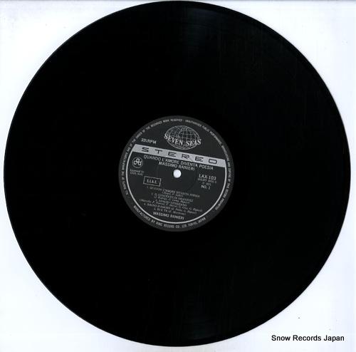 RANIERI, MASSIMO massimo ranieri LAX-103 - disc