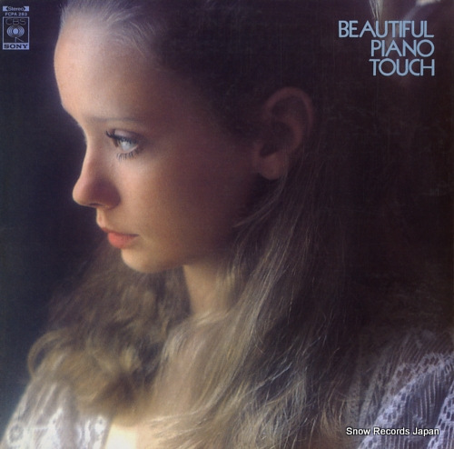 V/A beautiful piano touch FCPA283 - front cover