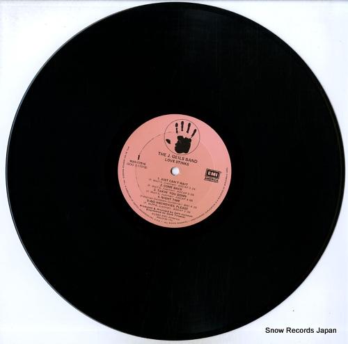 GEILS, J., BAND, THE love stinks SOO-17016 - disc