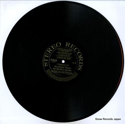 PEPPER, ART meets the rhythm section S7018 - disc