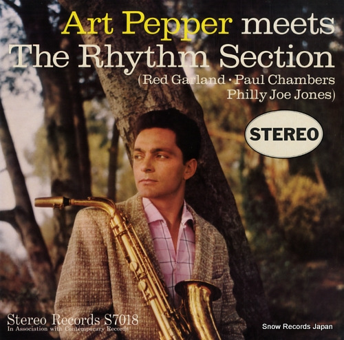 PEPPER, ART meets the rhythm section S7018 - front cover
