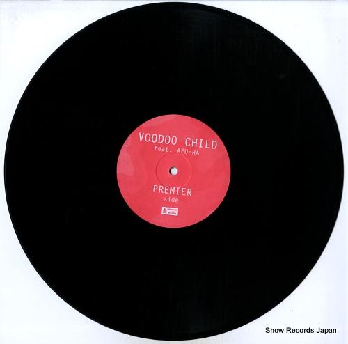 CAM voodoo child PRIM001 - disc