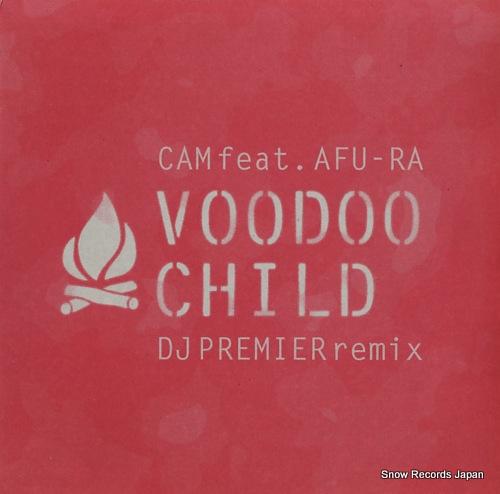 CAM voodoo child PRIM001 - front cover