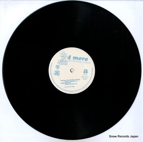 DE LA SOUL 4 more TBV779 - disc
