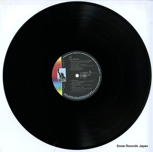 VENTURES, THE joy LLP-80504 - disc