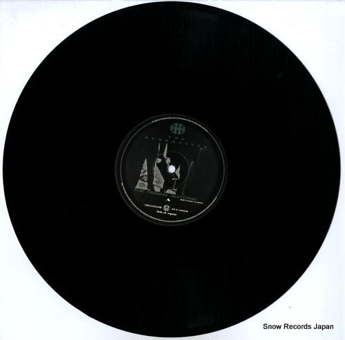 HERBALISER, THE the missing suitcase remixed ZEN1281R - disc