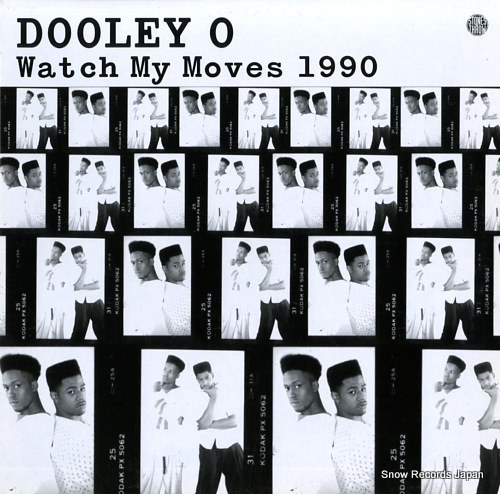 DOOLEY O watch my moves 1990 STH2051 - front cover