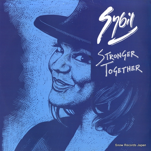 SYBIL - stronger together - LP