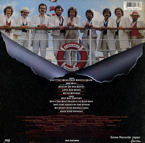 ATLANTA atlanta MCA-5576 - back cover