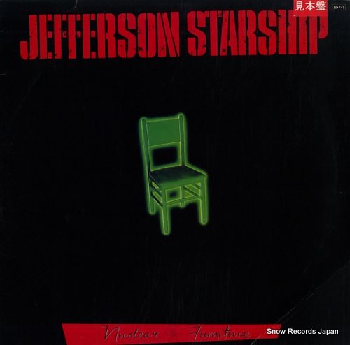 JEFFERSON STARSHIP nuclear furniture RPL-8248 - front cover
