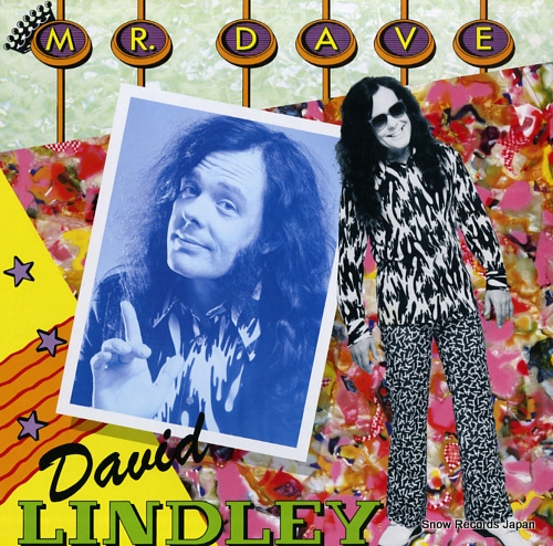LINDLEY, DAVID mr. dave P-13160 - front cover
