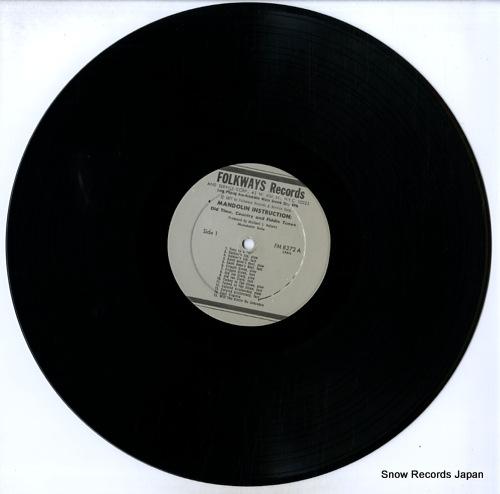 HOLMES, MICHAEL I. mandolin instruction CRB16 - disc