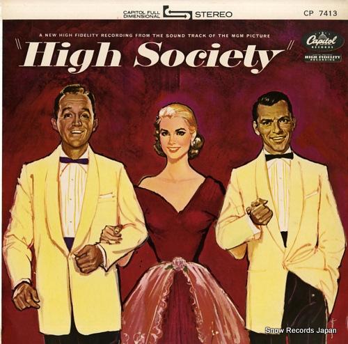 SINATRA FRANK - high society - 33T