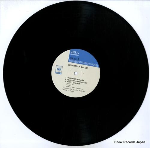 KAZDIN, ANDREW / THOMAS Z.SHEPARD switched; on bolero 23AC551 - disc