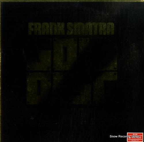 SINATRA, FRANK gold disc SOPN31 - back cover