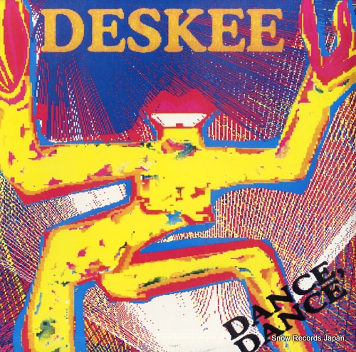 DESKEE dance, dance 2649-1-RD - front cover