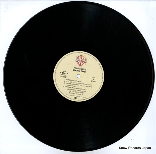 YELLOWJACKETS samurai samba P-13073 - disc