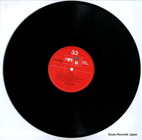 PETERSON, OSCAR tracks ULS-1580-P - disc