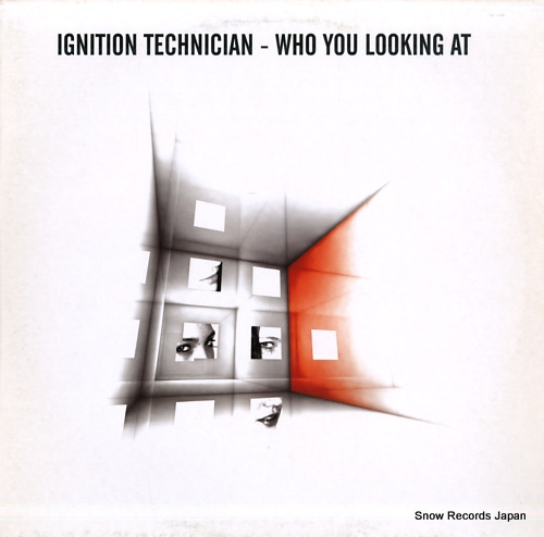 IGNITION TECHNICAN who you looking at WHPH303-5 - front cover