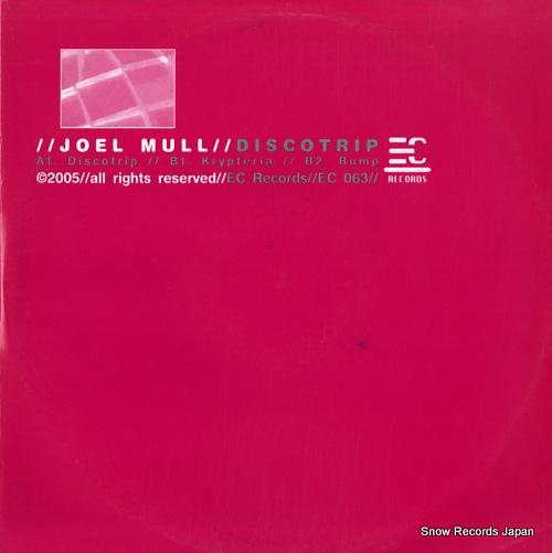 MULL, JOEL discotrip EC063 - front cover