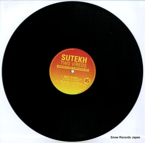 SUTEKH two vireos SJR119-12 - disc