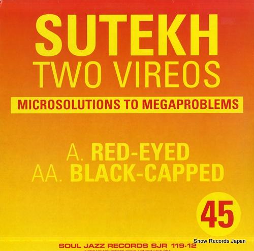 SUTEKH two vireos SJR119-12