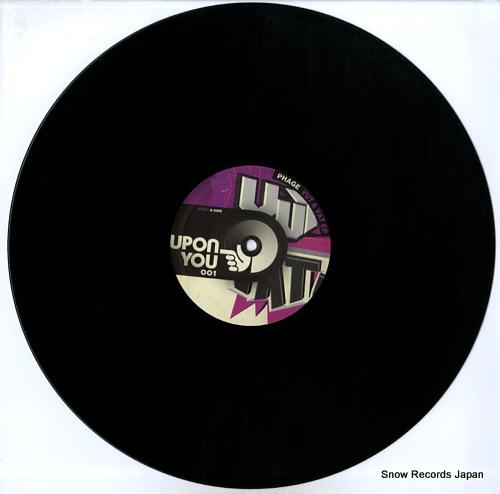 PHAGE vut & vat ep UY001 - disc