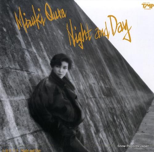 OURA MIZUKI - night and day - 33T