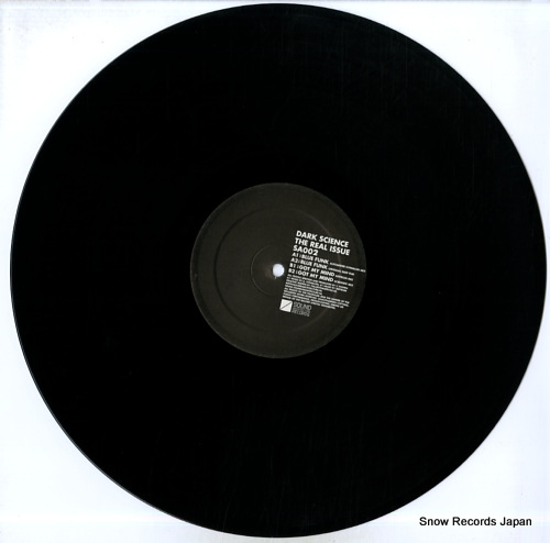 DARK SCIENCE the real issue SA002 - disc