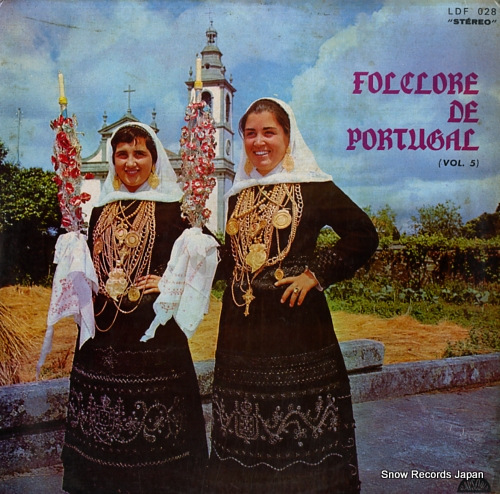 V/A folclore de portugal vol.5 LDF028