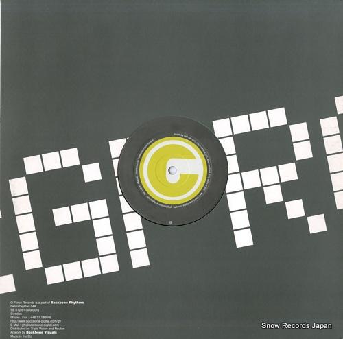 V/A formura premiere GFR-PREM07 - back cover