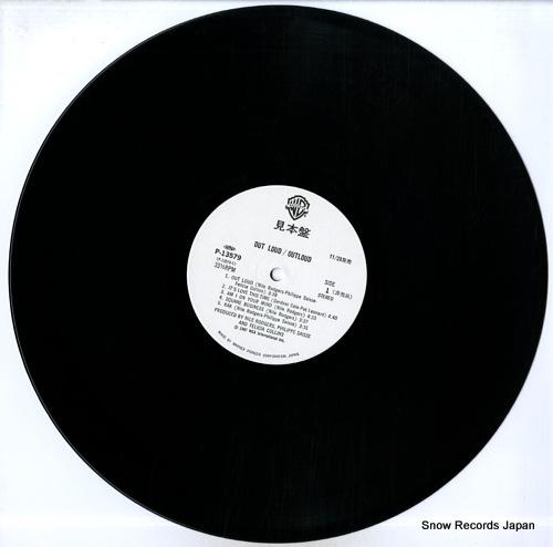 OUTLOUD out loud P-13579 - disc