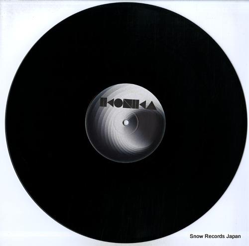 IKONIKA edits ep HDB035 - disc