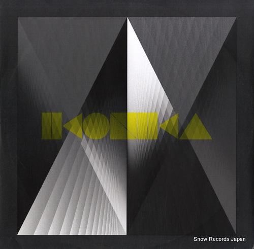 IKONIKA edits ep HDB035 - front cover