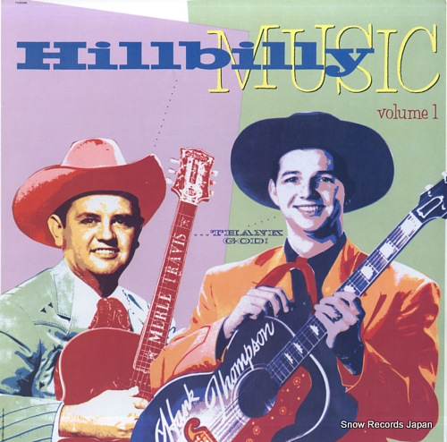 V/A hillbilly music thank god! volume 1 C1-91346
